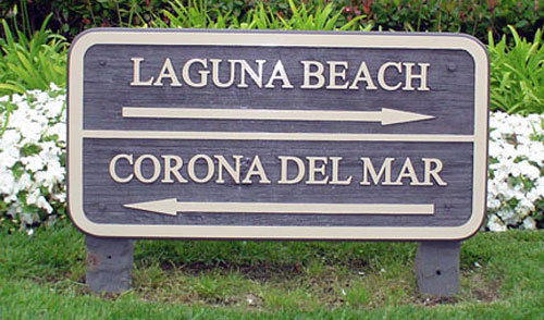 Sandblasted Signs Southern California
