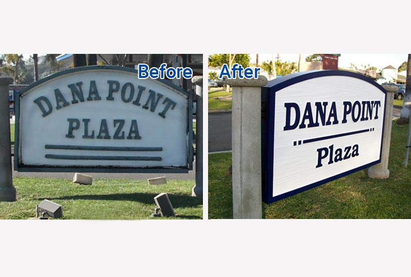 Custom Outdoor Architectural Monument Signs/Marquee Signs